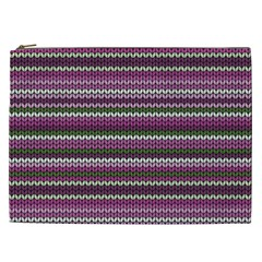 Winter Pattern 2 Cosmetic Bag (xxl)  by tarastyle