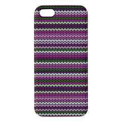 Winter Pattern 2 Apple Iphone 5 Premium Hardshell Case by tarastyle