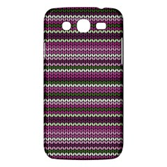 Winter Pattern 2 Samsung Galaxy Mega 5 8 I9152 Hardshell Case