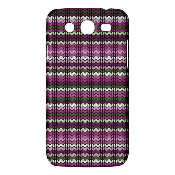 Winter Pattern 2 Samsung Galaxy Mega 5.8 I9152 Hardshell Case
