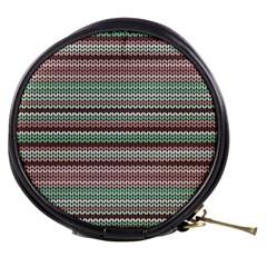 Winter Pattern 3 Mini Makeup Bags by tarastyle
