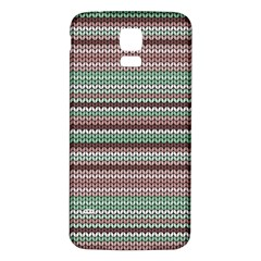 Winter Pattern 3 Samsung Galaxy S5 Back Case (white) by tarastyle