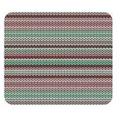 Winter Pattern 3 Double Sided Flano Blanket (small)  by tarastyle