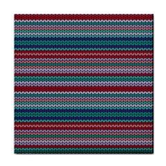 Winter Pattern 4 Face Towel by tarastyle