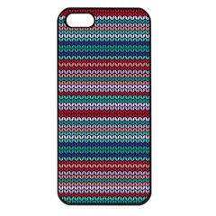 Winter Pattern 4 Apple Iphone 5 Seamless Case (black) by tarastyle