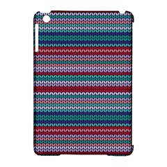 Winter Pattern 4 Apple Ipad Mini Hardshell Case (compatible With Smart Cover) by tarastyle