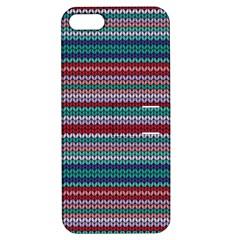 Winter Pattern 4 Apple Iphone 5 Hardshell Case With Stand by tarastyle
