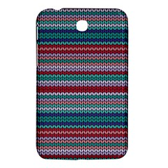 Winter Pattern 4 Samsung Galaxy Tab 3 (7 ) P3200 Hardshell Case  by tarastyle