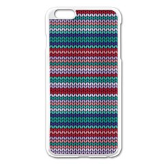 Winter Pattern 4 Apple Iphone 6 Plus/6s Plus Enamel White Case by tarastyle