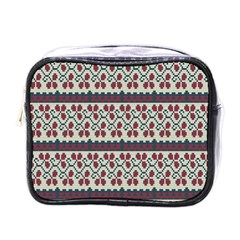 Winter Pattern 5 Mini Toiletries Bags by tarastyle