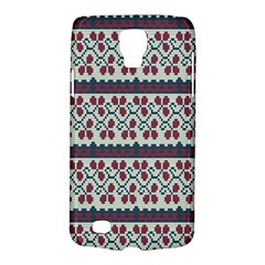 Winter Pattern 5 Galaxy S4 Active by tarastyle