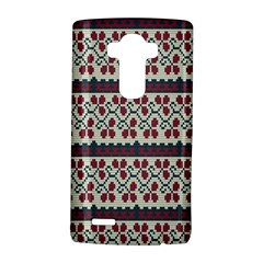 Winter Pattern 5 Lg G4 Hardshell Case by tarastyle