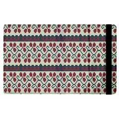 Winter Pattern 5 Apple Ipad Pro 12 9   Flip Case by tarastyle