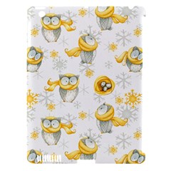 Winter Pattern 6 Apple Ipad 3/4 Hardshell Case (compatible With Smart Cover) by tarastyle