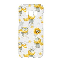 Winter Pattern 6 Samsung Galaxy S8 Hardshell Case  by tarastyle