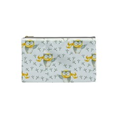 Winter Pattern 7 Cosmetic Bag (small)  by tarastyle