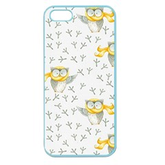 Winter Pattern 7 Apple Seamless Iphone 5 Case (color) by tarastyle