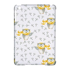 Winter Pattern 7 Apple Ipad Mini Hardshell Case (compatible With Smart Cover) by tarastyle