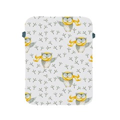 Winter Pattern 7 Apple Ipad 2/3/4 Protective Soft Cases by tarastyle