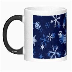 Winter Pattern 8 Morph Mugs by tarastyle