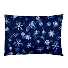 Winter Pattern 8 Pillow Case by tarastyle