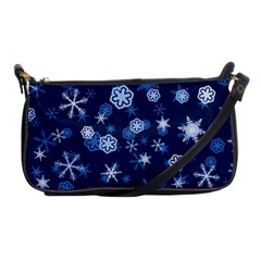 Winter Pattern 8 Shoulder Clutch Bags by tarastyle