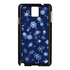 Winter Pattern 8 Samsung Galaxy Note 3 N9005 Case (black) by tarastyle