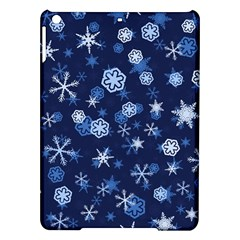 Winter Pattern 8 Ipad Air Hardshell Cases by tarastyle