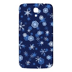 Winter Pattern 8 Samsung Galaxy Mega I9200 Hardshell Back Case by tarastyle