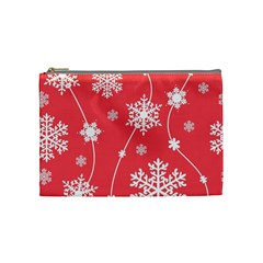 Winter Pattern 9 Cosmetic Bag (medium)  by tarastyle
