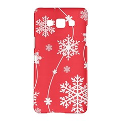 Winter Pattern 9 Samsung Galaxy A5 Hardshell Case  by tarastyle