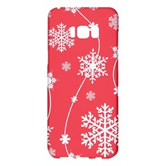 Winter Pattern 9 Samsung Galaxy S8 Plus Hardshell Case  by tarastyle