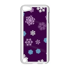 Winter Pattern 10 Apple Ipod Touch 5 Case (white) by tarastyle