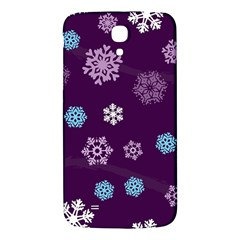 Winter Pattern 10 Samsung Galaxy Mega I9200 Hardshell Back Case by tarastyle