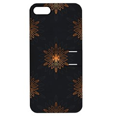 Winter Pattern 11 Apple Iphone 5 Hardshell Case With Stand by tarastyle