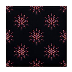 Winter Pattern 12 Tile Coasters by tarastyle