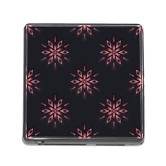 Winter Pattern 12 Memory Card Reader (square) by tarastyle