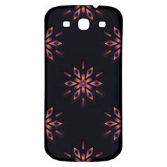 Winter Pattern 12 Samsung Galaxy S3 S Iii Classic Hardshell Back Case by tarastyle