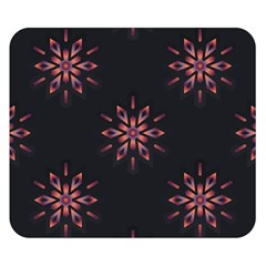 Winter Pattern 12 Double Sided Flano Blanket (small)  by tarastyle