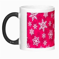 Winter Pattern 13 Morph Mugs by tarastyle