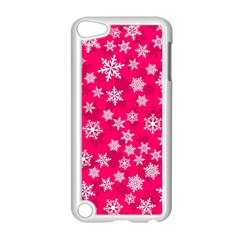 Winter Pattern 13 Apple Ipod Touch 5 Case (white) by tarastyle