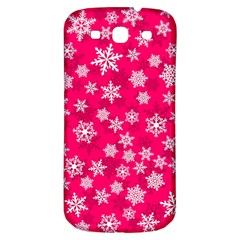 Winter Pattern 13 Samsung Galaxy S3 S Iii Classic Hardshell Back Case by tarastyle