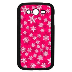 Winter Pattern 13 Samsung Galaxy Grand Duos I9082 Case (black) by tarastyle