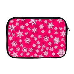 Winter Pattern 13 Apple Macbook Pro 17  Zipper Case by tarastyle