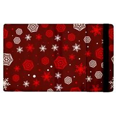 Winter Pattern 14 Apple Ipad 3/4 Flip Case by tarastyle