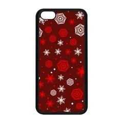 Winter Pattern 14 Apple Iphone 5c Seamless Case (black) by tarastyle
