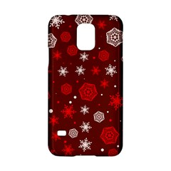 Winter Pattern 14 Samsung Galaxy S5 Hardshell Case  by tarastyle