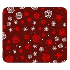 Winter Pattern 14 Double Sided Flano Blanket (small)  by tarastyle