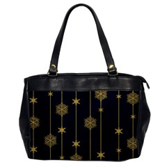 Winter Pattern 15 Office Handbags by tarastyle