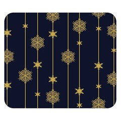 Winter Pattern 15 Double Sided Flano Blanket (small)  by tarastyle